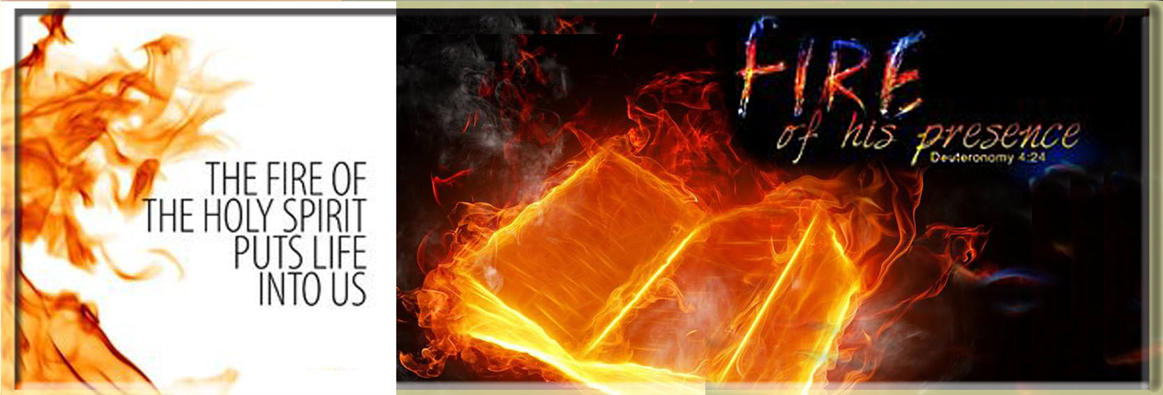divine bible unviersity fire bible